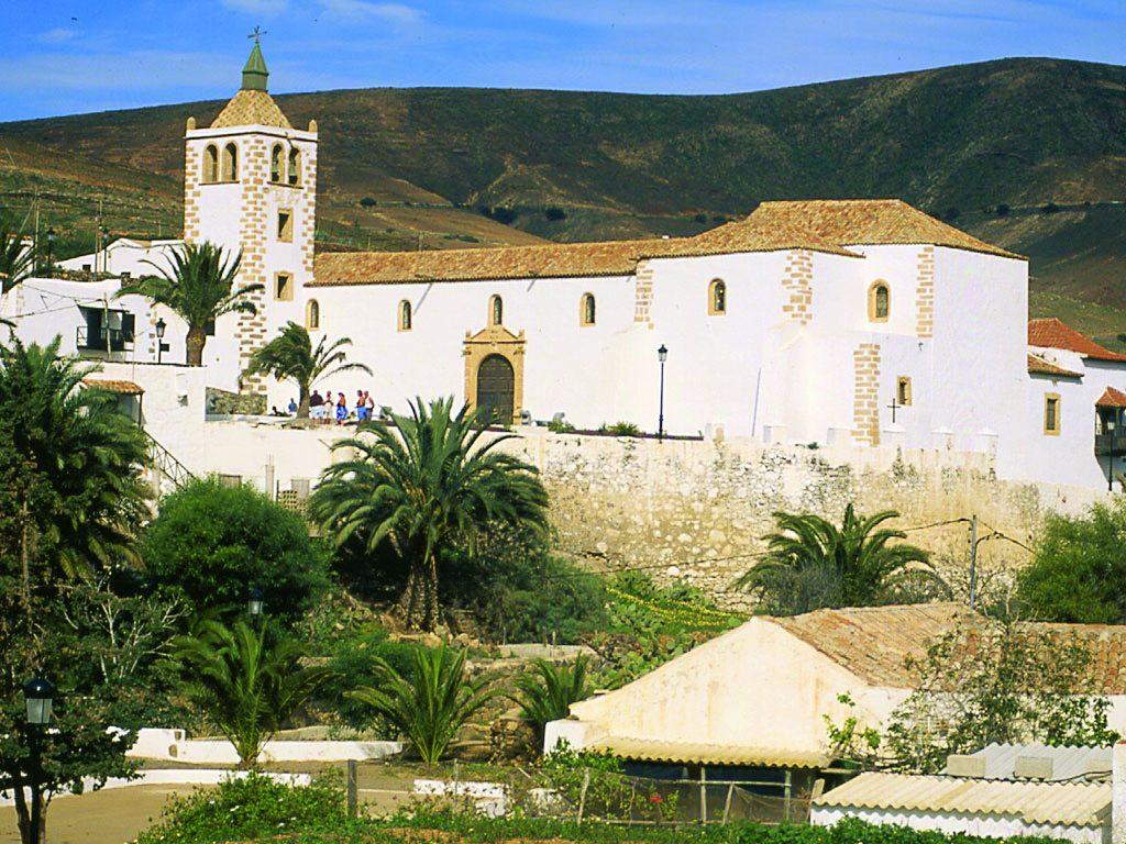 Betancuria auf Fuerteventura